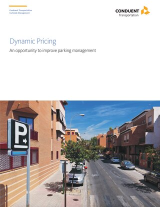 Dynamic Pricing for On-street Parking