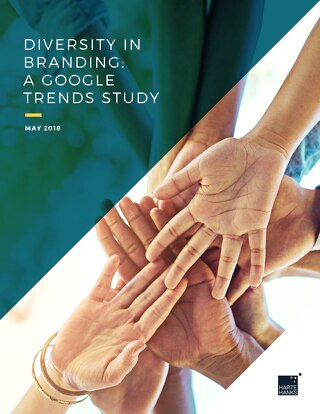 Diversity in Branding: A Google Trends Study