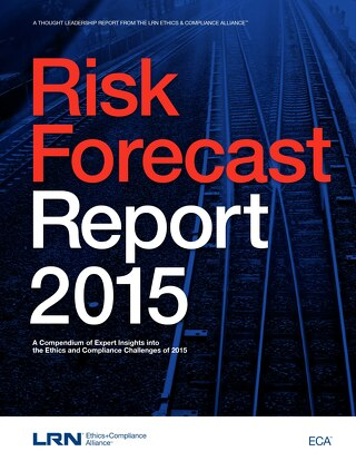 The 2015 Risk Forecast Report
