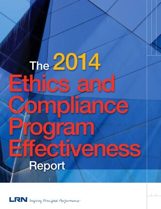 2014 E&C Program Effectiveness Report