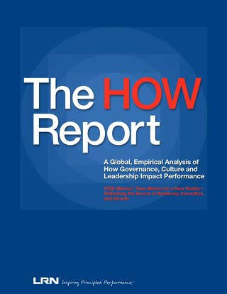 HOW Report 2014