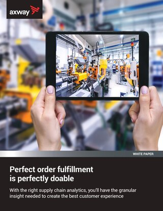 Perfect Order Fulfillment is Perfectly Doable