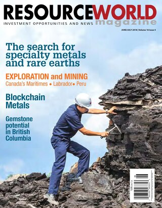 Resource World - June-July 2018 - Vol 16 Issue 4