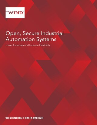 Open, Secure Industrial Automation Systems