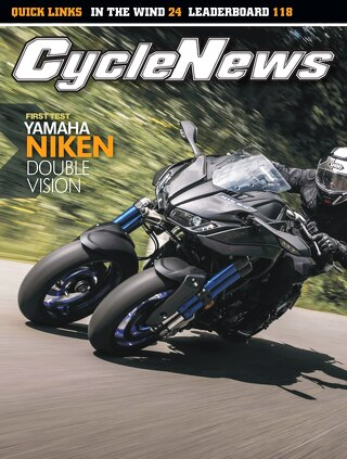 Cycle News Issue 22 June 5