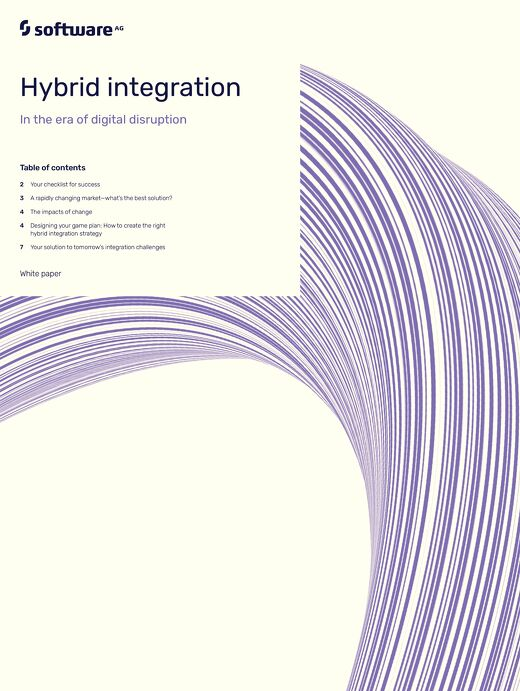 How to create the right hybrid integration strategy