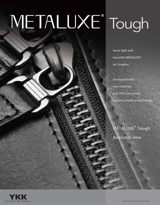 YKK® METALUXE® TOUGH