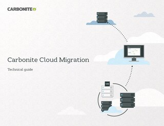 Carbonite Cloud Migration