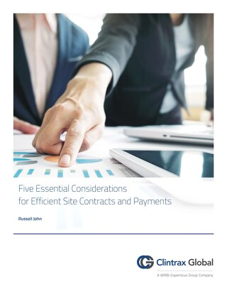 Five Essential Considerations for Efficient Site Contracts and Payments