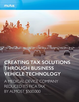 Medical Device Company Reduces Its FICA Tax by Almost $500,000