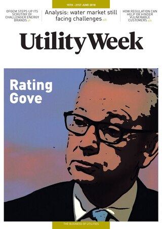 Utility Week 15th June 2018