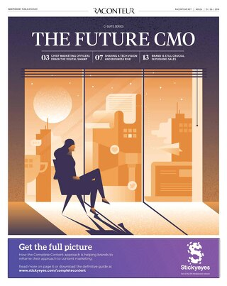 The Future CMO 2018