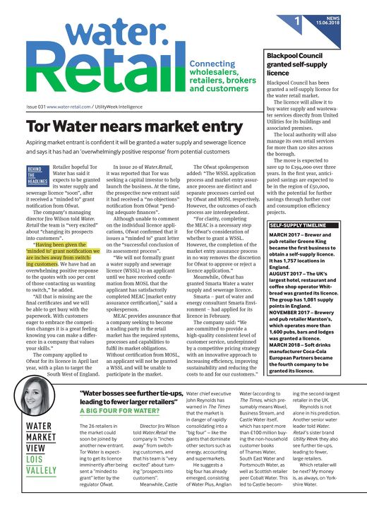 Water.Retail Issue 31