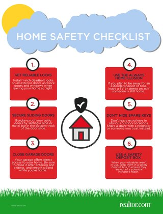 6 Safety Tips for Homeowners