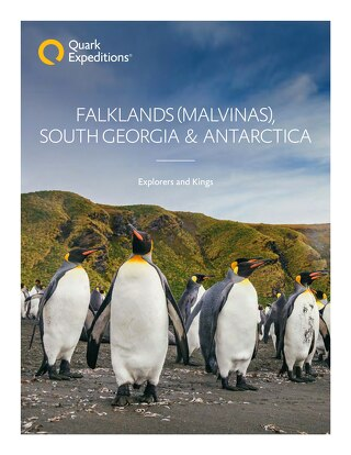 Falklands, South Georgia and Antarctica: Explorers and Kings
