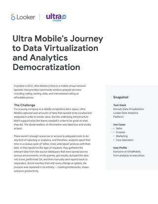 UltraMobile Case Study