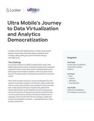 UltraMobile Case Study