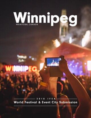 IFEA World Festival & Event City Award Nomination