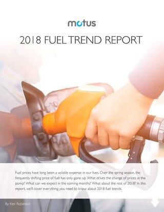 2018 Fuel Trend Report