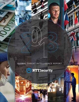 GTIR 2018 NTT Security Report