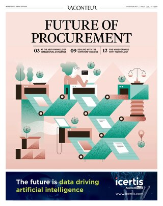 Future of Procurement special report 2018