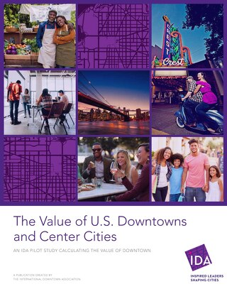 The Value of U.S. Downtowns and Center Cities