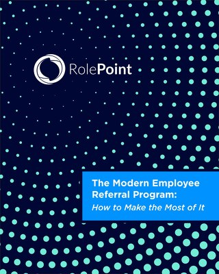 The Modern Employee Referral Program