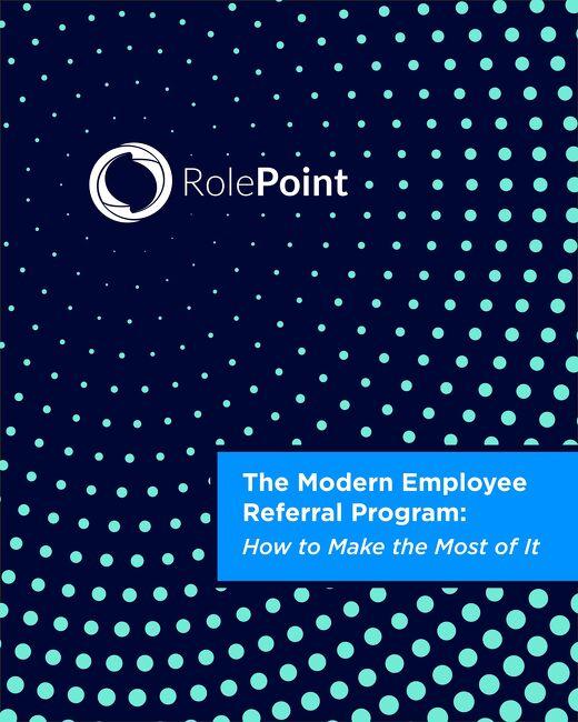 The Modern Employee Referral Program