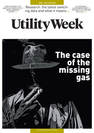 Utility Week 22nd June 2018