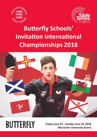 Butterfly Schools Invitation International Championships 2018