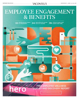 Employee Engagement & Benefits 2018