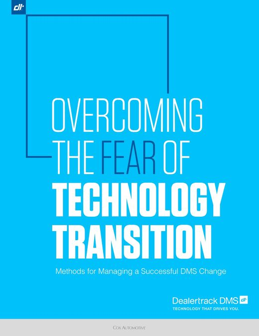 Overcoming the Fear of Technology Transition