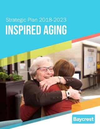 Baycrest Strategic Plan 2018-2023
