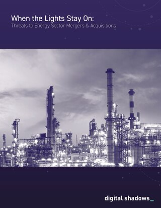 Cyber Threats to Energy Sector Mergers & Acquisitions