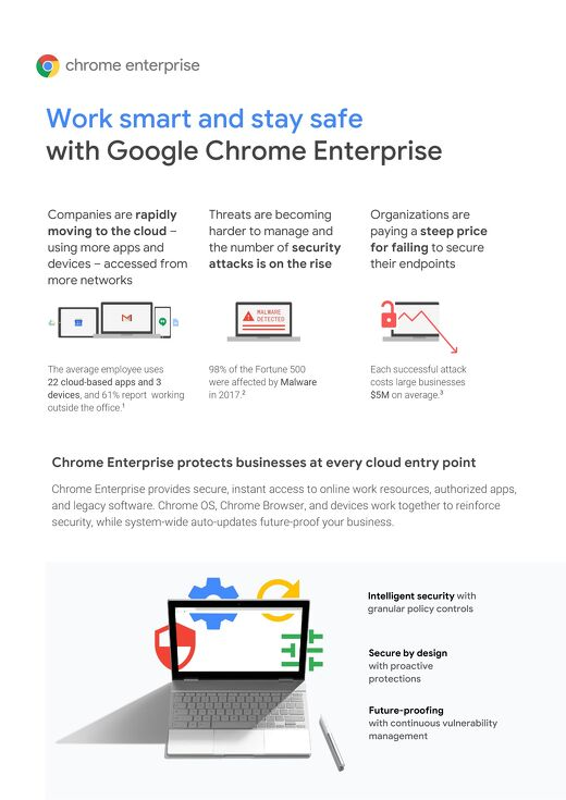 Google Chrome: Enterprise Security