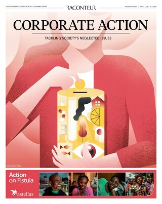 Corporate Action 2018