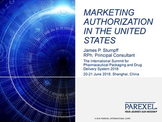 Marketing Authorization In The United States