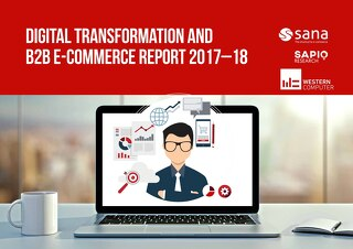 Digital Transformation B2B E-Commerce Report