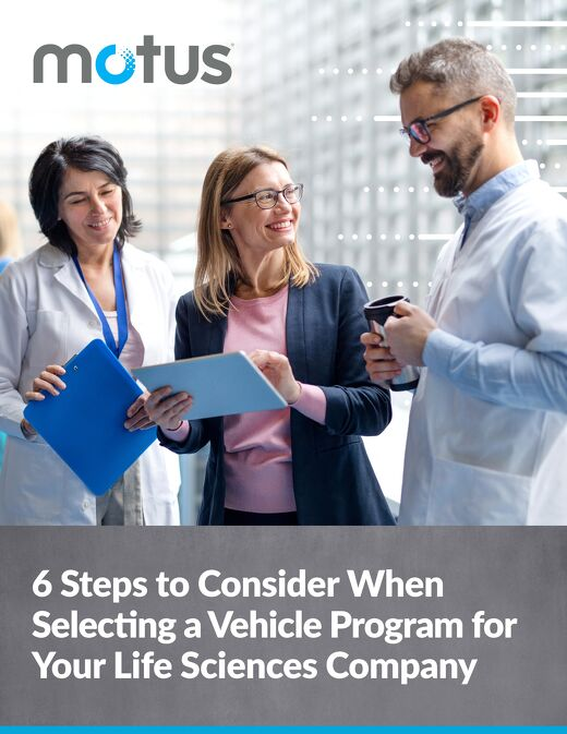 6 Steps to Consider When Selecting a Vehicle Program for Your Life Sciences Company