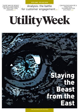 Utility Week 29th June 2018
