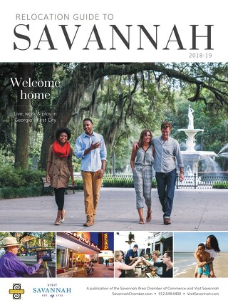 2018 Savannah Relocation Guide