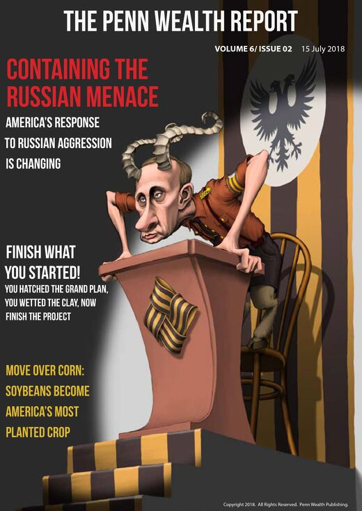 2018.07.15 Penn Wealth Report Vol 6 Issue 02