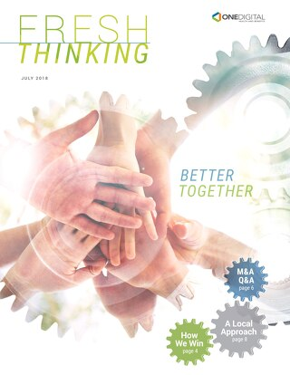 Fresh Thinking: Better Together