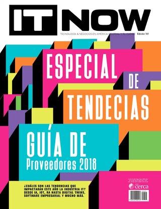IT NOW - Edición #140: 2018