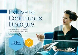 Evolve to Continuous Dialogue: 2018 Employee Experience Research Report