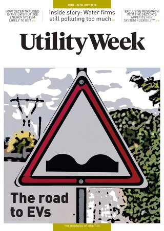 Utility Week 20th July 2018