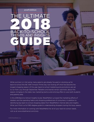 The Ultimate Back-to-School Guide 2018
