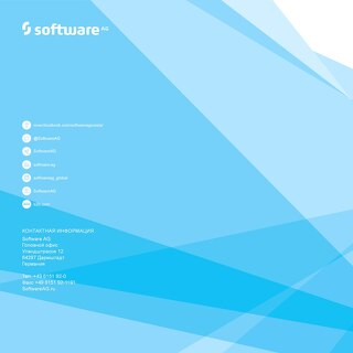 О компании Software AG