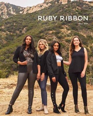 Fall 2018 Ruby Ribbon Look Book