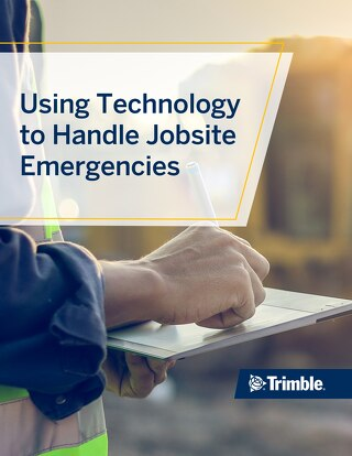 Using Technology to Handle Jobsite Emergencies